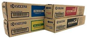 Toner Original Kyocera Tk-5197 Tk5197Y Yellow Tk5197 Kyocera Taskalfa 306 306CI 7K