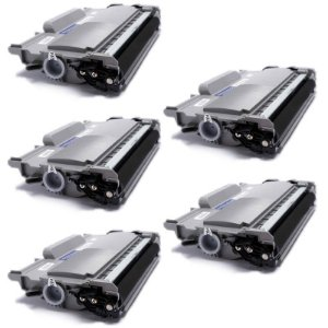kit 5 Un Toner Compatível Brother TN450 HL2270 HL2130 MFC7360 7065 7860 HL2240 2.5K
