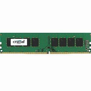 Memoria Crucial Desktop 4gb - Ddr4 - 2400mhz