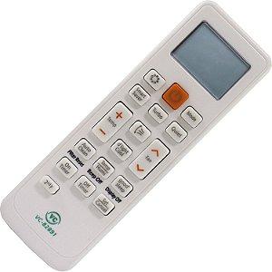 Controle Remoto Ar Condicionado Samsung Virus Doctor