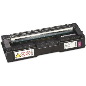 Toner Compativel Ricoh Sp C252h Yellow Sp C252sf C242 C232 C252 6k