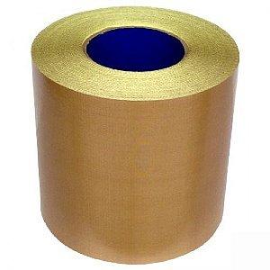 Fita Teflon P/ Seladoras Com Adesivo 100mm X 2 metros
