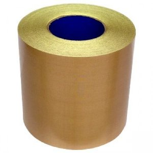 Fita Teflon P/ Seladoras Com Adesivo 100mm X 10 metros