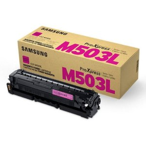 Toner Original Samsung M503l 503l CLT-M503L Magenta C3010 C3060 5k