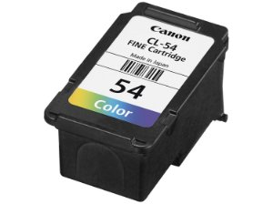 Cartucho Original Canon Cl54 Cl-54 E401 E461 E481 E4210 0442C001AA 6,2ml