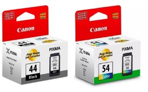 Kit Cartucho Original Canon Pg44 e Cl54 E401 E461 E481 E4210
