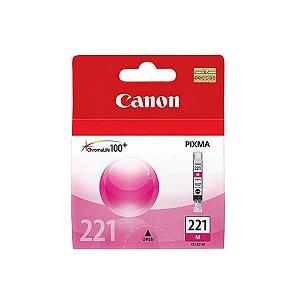 Cartucho Original Canon Cli221 Cli-221 Cli-221M Magenta  9ml