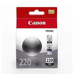 Cartucho Original Canon Pgi220 Pgbk Pgi-220bk Pgi220 Preto 19ml