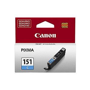 Cartucho Original Canon Cli151 Cli-151 Cli-151c Cyan Ix6810 7ml