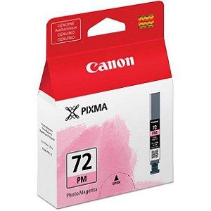 Cartucho Original Canon 72 PGI-72PM Photo Magenta Pixma Pro-10 Pro10 Photo 14ml