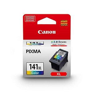 Cartucho Original Canon Cl141xl Cl-141xl Color Pixma Mx391 Mx531 MG3510 Mg4110 Mx431 Mx471 15Ml