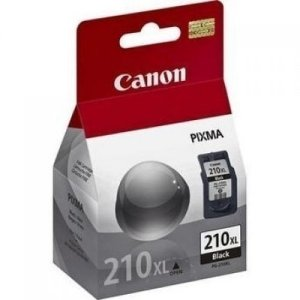 Cartucho Original Canon Pg-210XL Pg-210XL Black 15ml Alto Rendimento