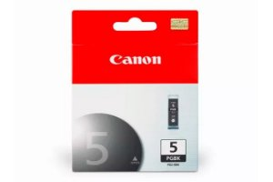 Cartucho Original Canon PGI-5 iP3500 iP4200 iP4300 iP4500 MP520 MP530 26ml