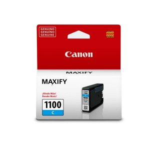 Cartucho Original Canon PGI-1100 PGI1100 PGI1100c Cyan Mb2710 Mb2010 Mb2110 4,5ml
