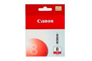 Cartucho Original Canon Cli 8 Cli8 Cli8R Red Pro9000 iP4500 13ml