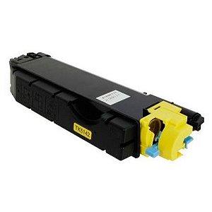 Toner Compatível Kyocera Tk-5142 Tk5142 TK5142y Yellow Ecosys P6130cdn M6530cdn M6030cdn 5k