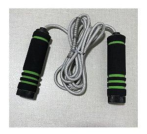 Corda De Pular Exercicio Funcional Cross Fit Academia 2,60M Ajustavel