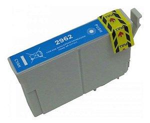 Cartucho Compativel Epson 296 T296 T296220 Cyan XP231 XP431 XP241 XP441 Alto Rendimento