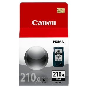 Cartucho Original Canon Pg210XL Pg210 Black 15ml Alto Rendimento