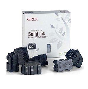 Bastão Cera Original Xerox 8860 Black 108r00820 c/ 6un