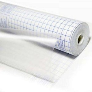 Papel Contact Adesivo transparente 45cm X 2 metros