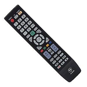 Controle Samsung Remoto BN59-00866A Bn59-00868a Un55b7000 8000 Vc-8028