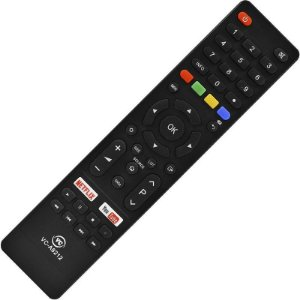 Controle Remoto Tv Philco Ph55 Com Netflix Youtube Vc8212