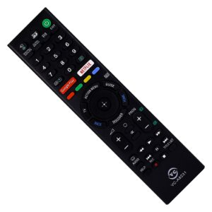 Controle Universal Tv Led Sony Netflix Todas Sony 4k 8k