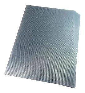 100 un Capa Encadernação Cristal Line Ppc A4 Pp 0,30mm