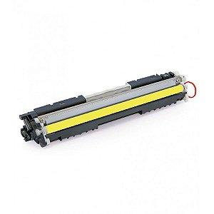 Toner Compatível Ce312a Cf352a Amarelo Cp1025 Cp1020 M175 M176 M177