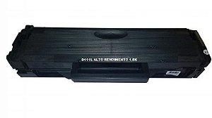 Toner Compatível D111L xl MLT-D111L Atualizado M2020 M2070 1,8k