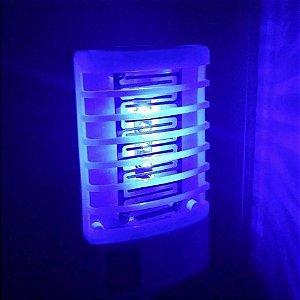 Kit 3 Repelente Lampada Elétrica Mata Mosquito Bivolt