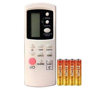 Controle Ar condicionado Split TIVAH Eco e PHILCO +Pilhas