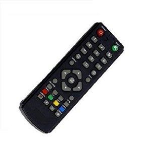Controle Remoto TV sat hd
