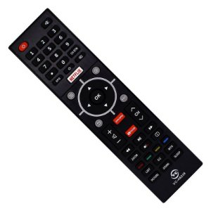 Controle Remoto Tv Led Semp Ct-6810 Netflix Youtube Smart Tv