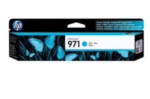 Cartucho Original 971 Cyan Cn622am X451 X476 34,5ml