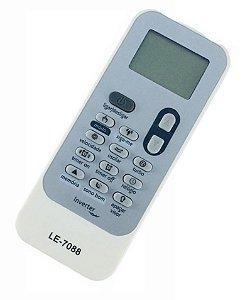 Controle Remoto Ar Condicionado Consul Inverter CBF09CBBNA