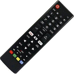 Controle Smart Tv Lg Botão Netflix Amazon