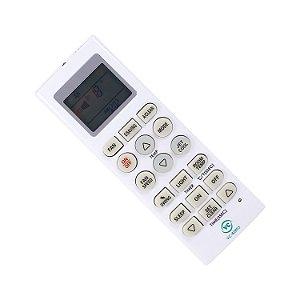 Controle Remoto Ar Condicionado Lg Split Artcool Libero Akb73315601