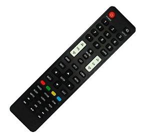 Controle Remoto S T Ct6710 Ct-6710 40l2400 +pilhas