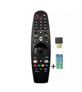 Controle Lg Smart Magic 4k Uj6565 Uj6585 6525 Sem Voz +pilha