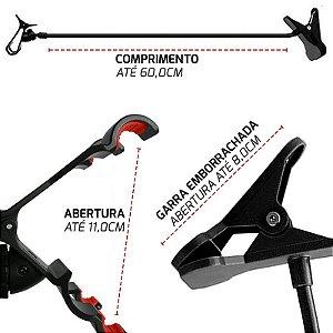 Vexclip Suporte Para Celular Universal Articulado Flexível
