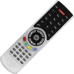Controle Remoto Tv Smart Aparelho GO