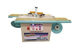 Coladeira de Bordas Possamai CBD-1260 / Duplo Coleiro