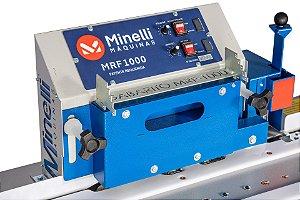 Refiladora de Bordas Minelli MRF-1000 com POLIDOR