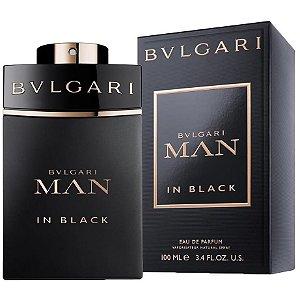 Bvlgari Man in Black Masculino EDP