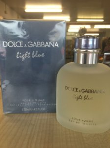 Perfume Dolce Gabbana Pour Homme Masculino EDT