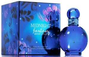 Perfume Britney Spears Fantasy Midnight Feminino EDP