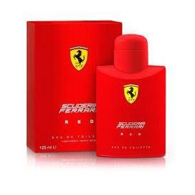 Perfume Ferrari Red Masculino EDT 125ml