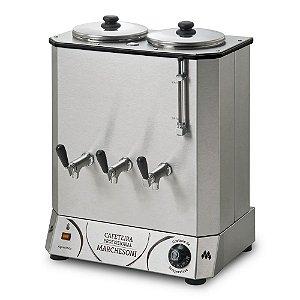 CF 4.42 Cafeteira Elétrica Profissional 8 Litros 2 Reservatórios Marchesoni